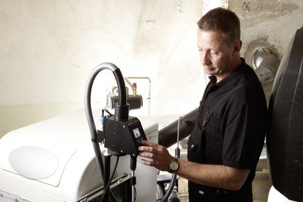 Biomasseheizung: Messtechnik erhält entscheidenden Einfluss bei Abgas-Praxismessung