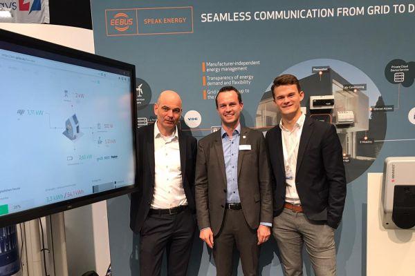 EEBUS-Partner präsentieren Smart Meter Gateway Integration