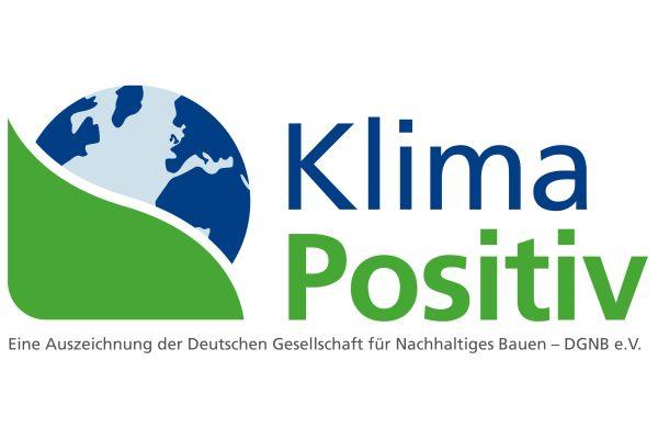 Das Logo der DGNB-Auszeichnung
