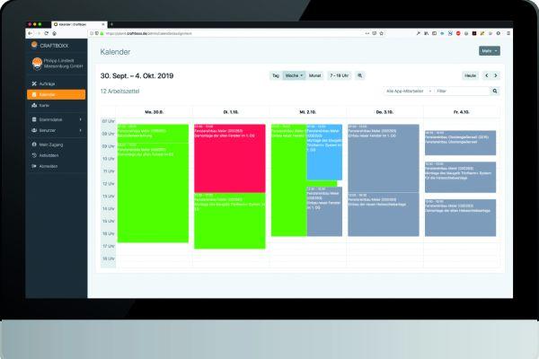 Neue Handwerker-App verwaltet Aufträge und Arbeitszettel digital
