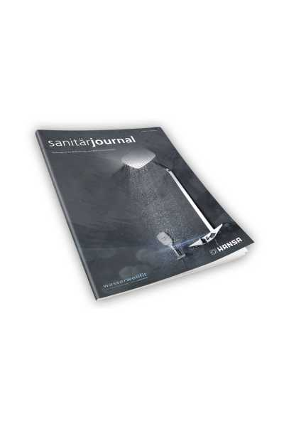 SanitärJournal - Heft 2, April 2018 SanitärJournal - Heft 2/2018