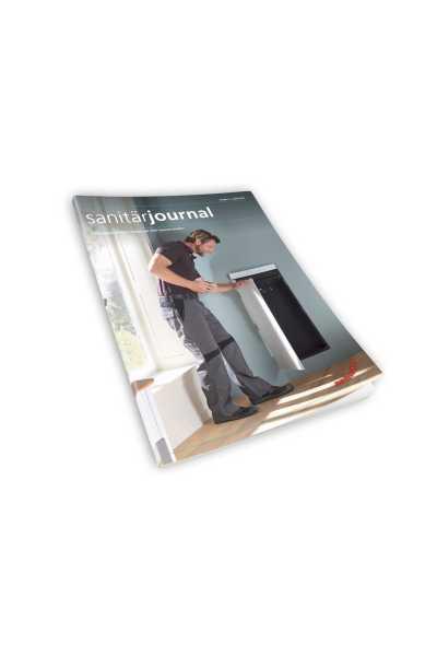 SanitärJournal - Heft 4, August 2018 SanitärJournal - Heft 4/2018