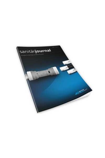 SanitärJournal - Heft 5, Oktober 2018 SanitärJournal - Heft 5/2018