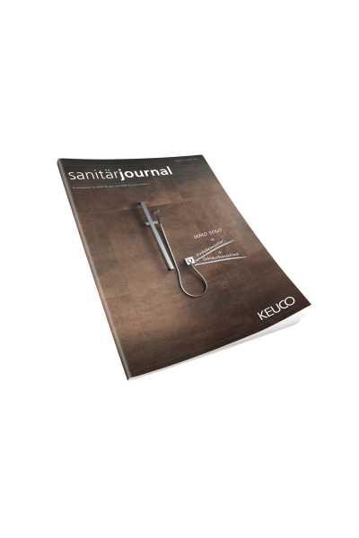 SanitärJournal - Heft 6, Dezember 2018 SanitärJournal - Heft 6/2018