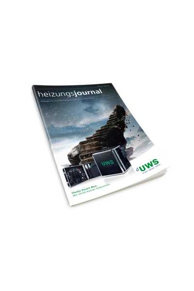 HeizungsJournal - Heft 7-8, August 2019 HeizungsJournal - Heft 7-8/2019