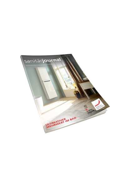 SanitärJournal - Heft 4, August 2019 SanitärJournal - Heft 4/2019