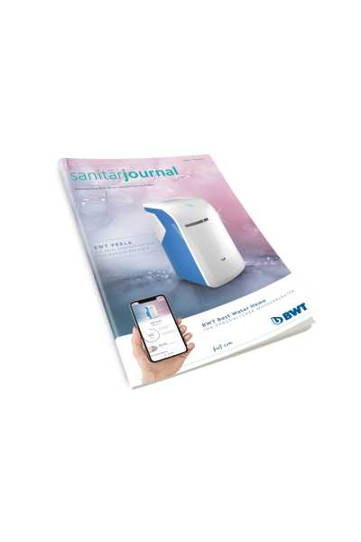 SanitärJournal - Heft 5, Oktober 2019 SanitärJournal - Heft 5/2019