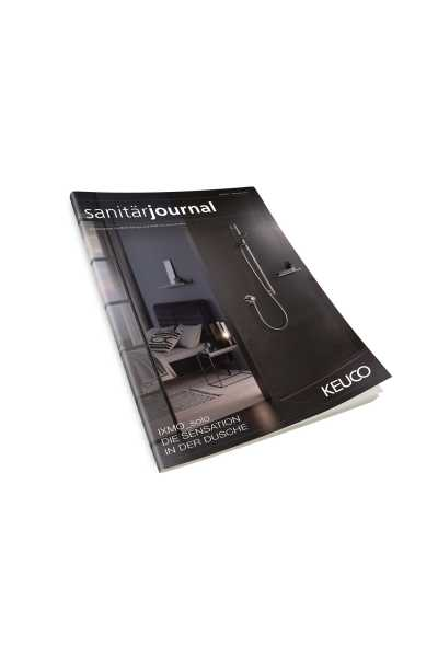 SanitärJournal - Heft 6, Dezember 2019 SanitärJournal - Heft 6/2019