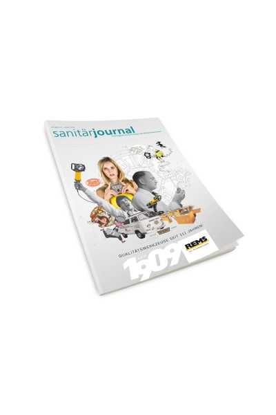 SanitärJournal - Heft 2, April 2020 SanitärJournal - Heft 2/2020