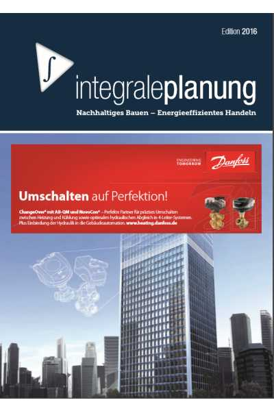 Integrale Planung - Edition 2016 Edition 2016
