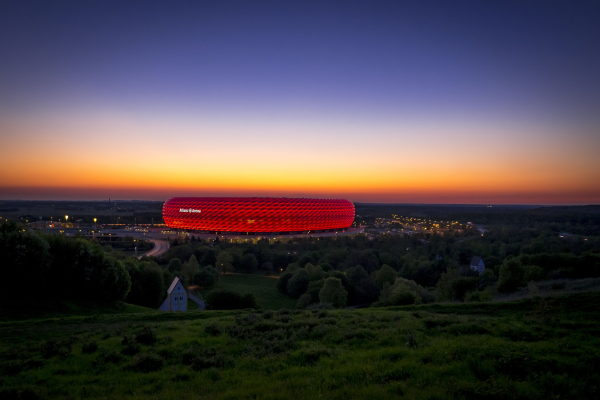"Imagebild""pds Impuls @ Stadion - Antrieb. Software. Mittelstand."": Leipzig, 09.05.2018"