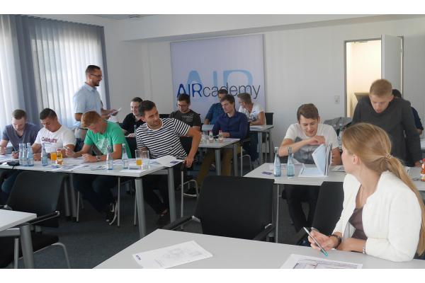 ImagebildFortgeschrittenen-Seminar zur Planung und Auslegung von Lüftungsanlagen: Hannover, 14.08.2018