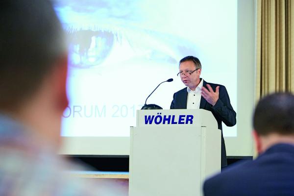 ImagebildWöhler Innovations-Forum: Gelsenkirchen, 04.05.-05.05.2018
