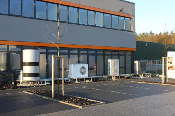 """Imagebild""""Kältetechnik A für Wärmepumpen"""": Stutensee, 22.10.-26.10.2018"""