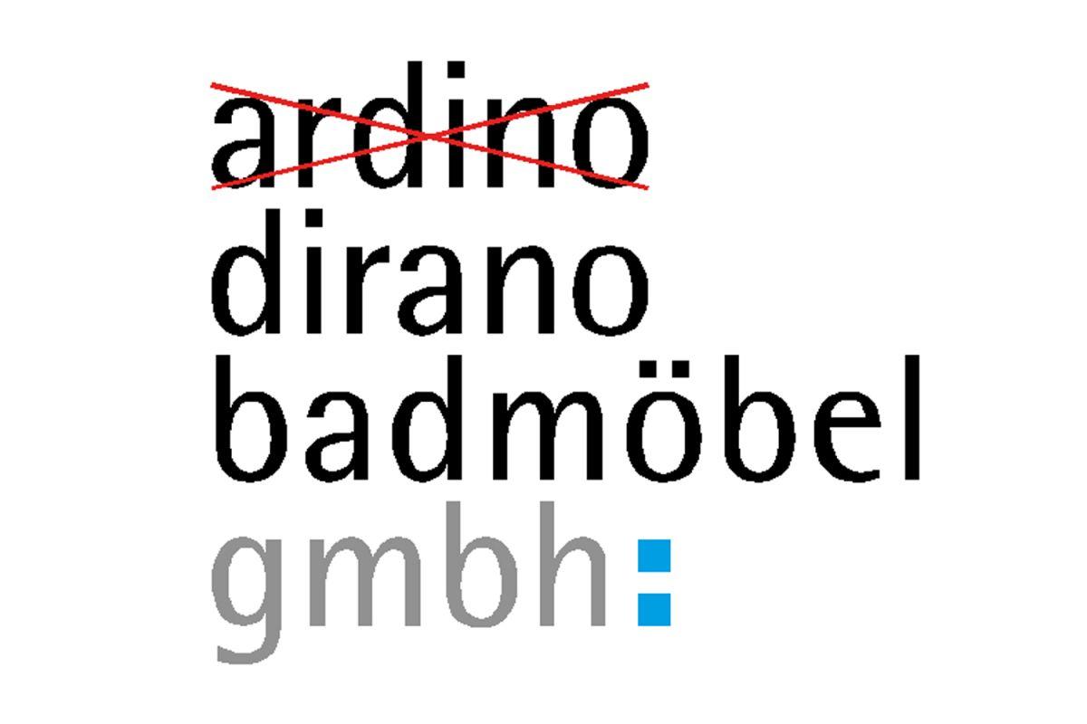 Neuer Markenauftritt: Aus Ardino wird Dirano - SanitärJournal