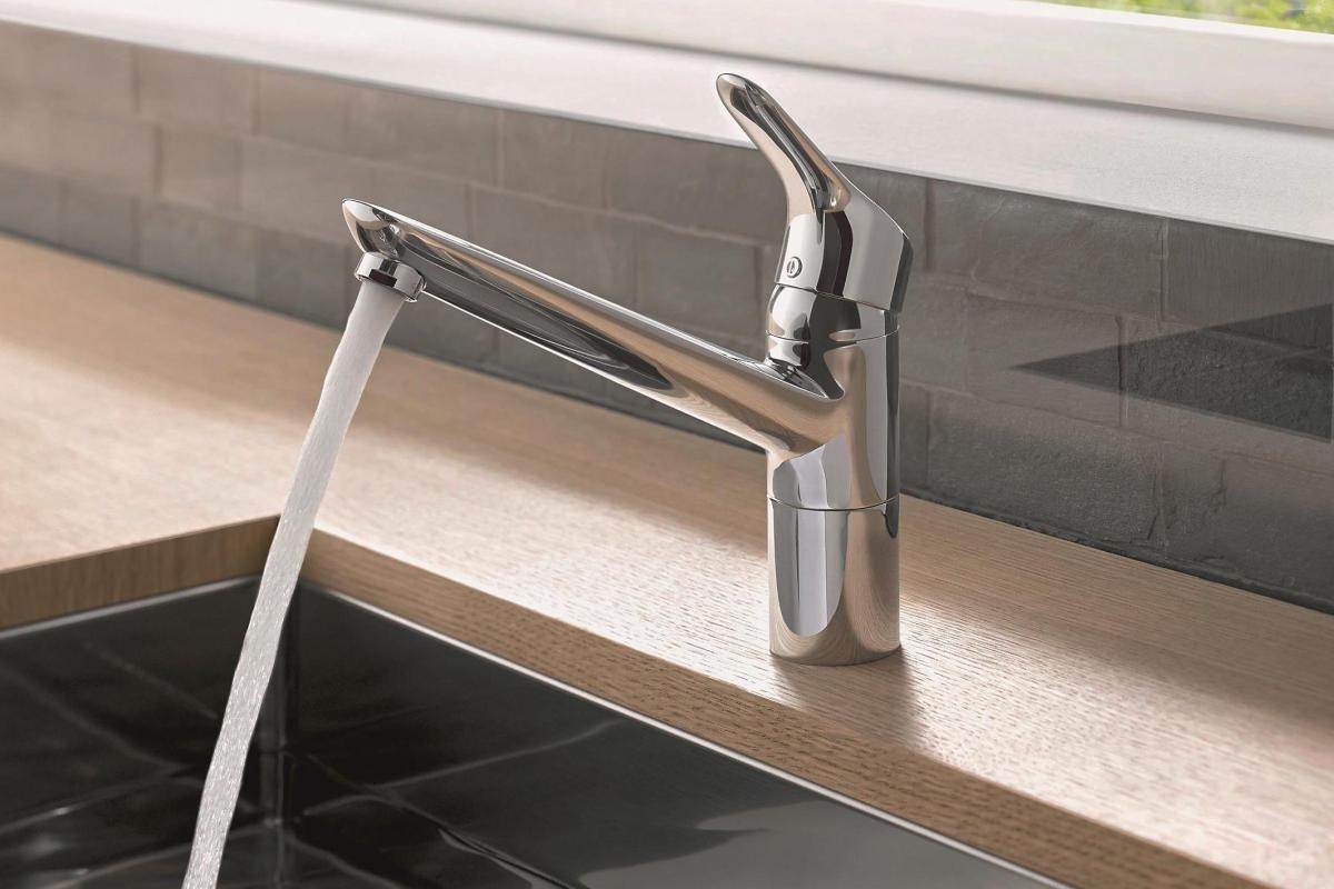 Küchenarmaturen: Die neuen Stars an der Spüle - SanitärJournal