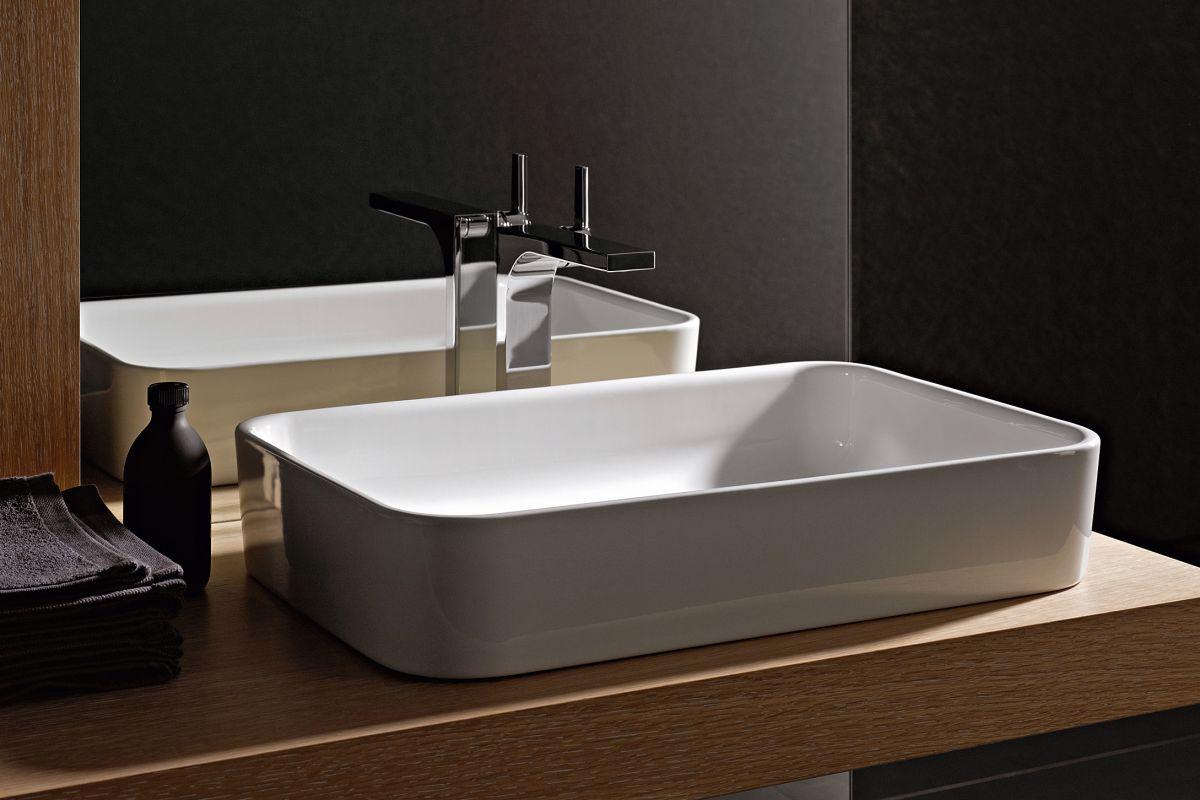 Waschtische: Am besten aus Stahl/Email gefertigt! - SanitärJournal