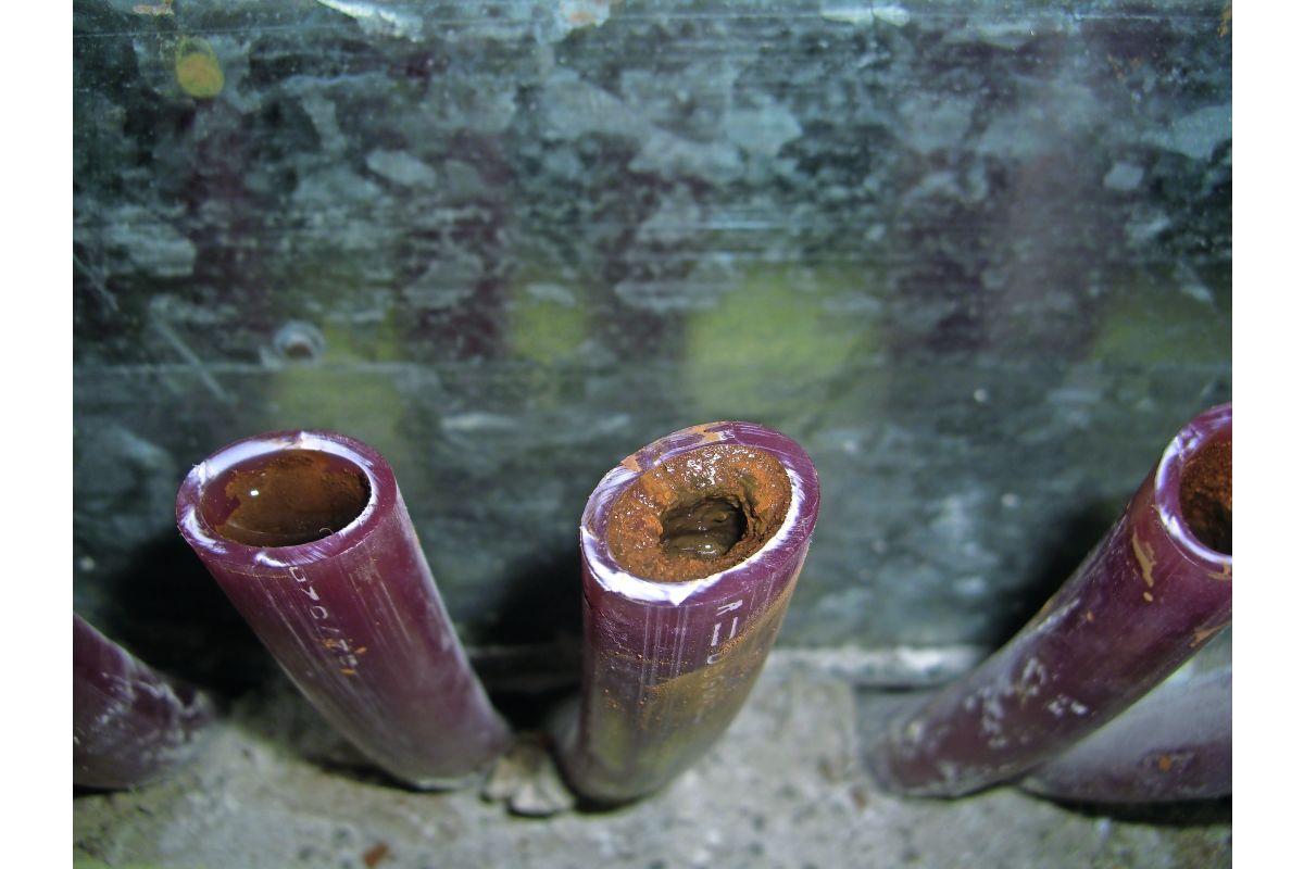 Sehr Diffusionsoffene Fußbodenheizungen: Schäden vermeiden TK78