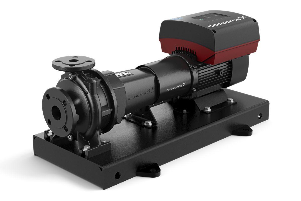 Grundfos Pumpen mit IE5-Ultra Premium-Klassifizierung - SanitärJournal