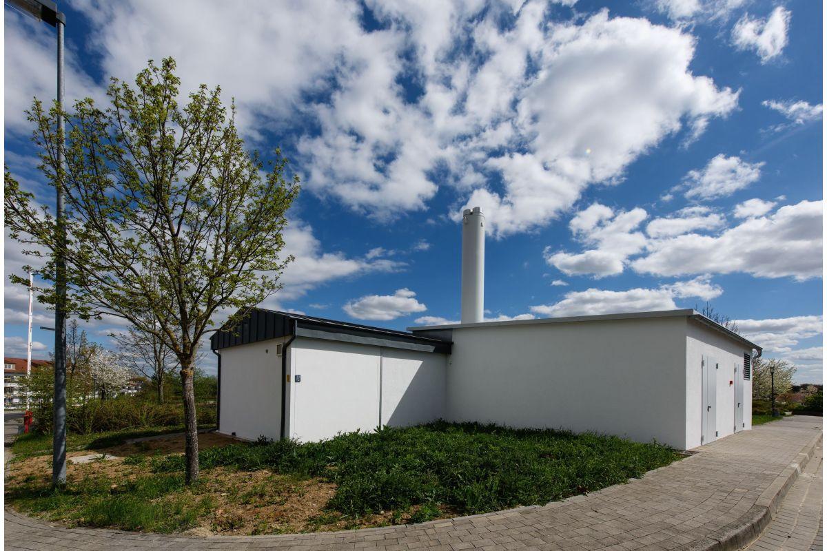 Erfreut Zentrales Warmwasserbereitersystem Bilder - Elektrische ...