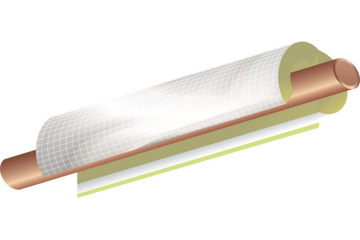 Extrem Heizungsrohre sicher dämmen im System - HeizungsJournal ZI34