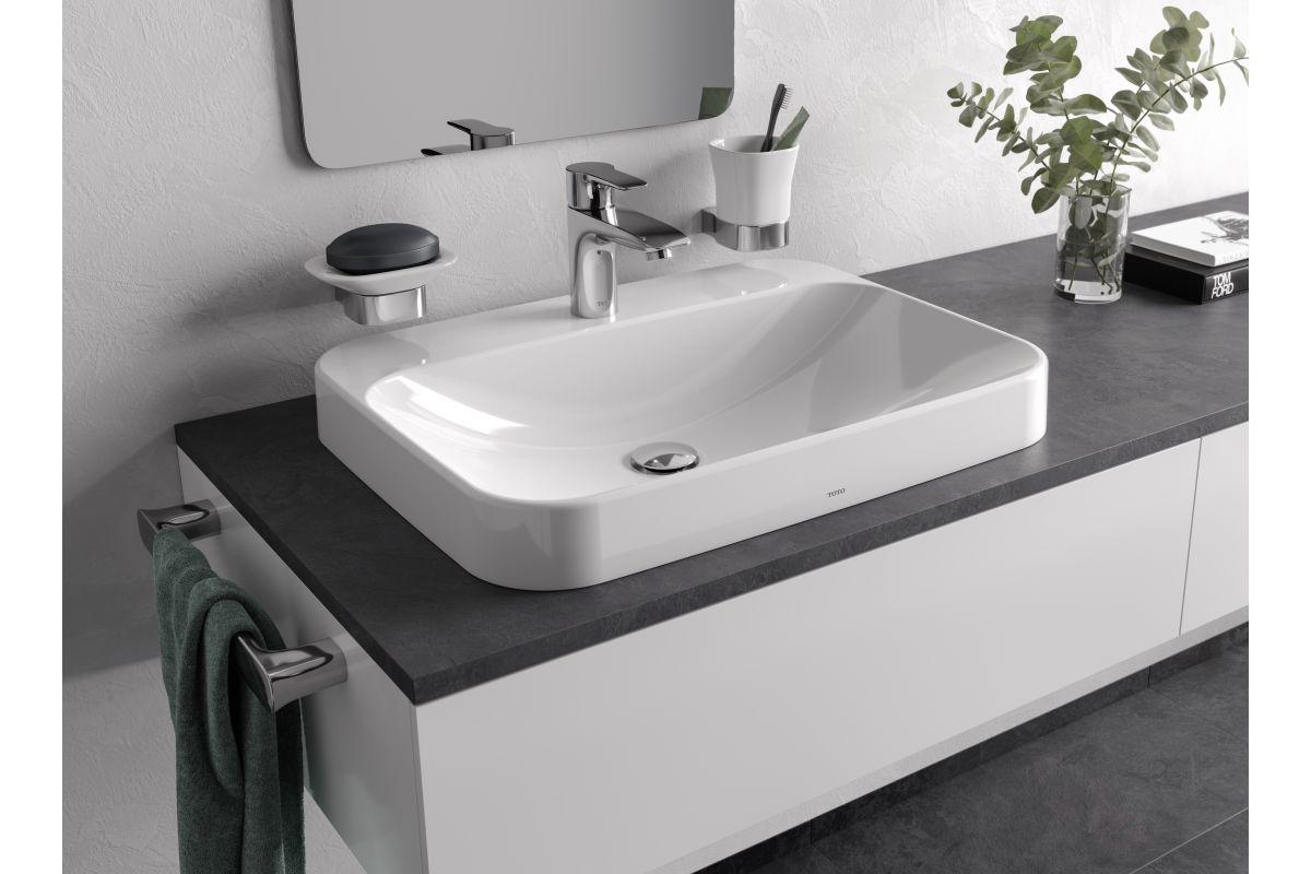 Neue waschtische bei toto sanit rjournal for Hochwertige waschtische