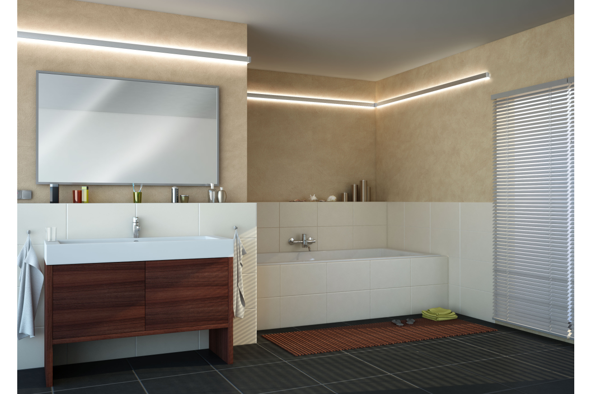 Es werde LED – wie Licht auf die Stimmung wirkt - SanitärJournal