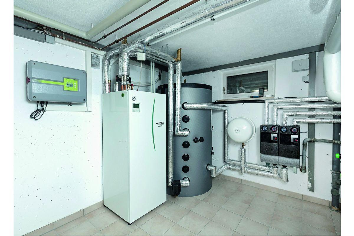 Luft/Wasser-Wärmepumpe im Bestand - HeizungsJournal