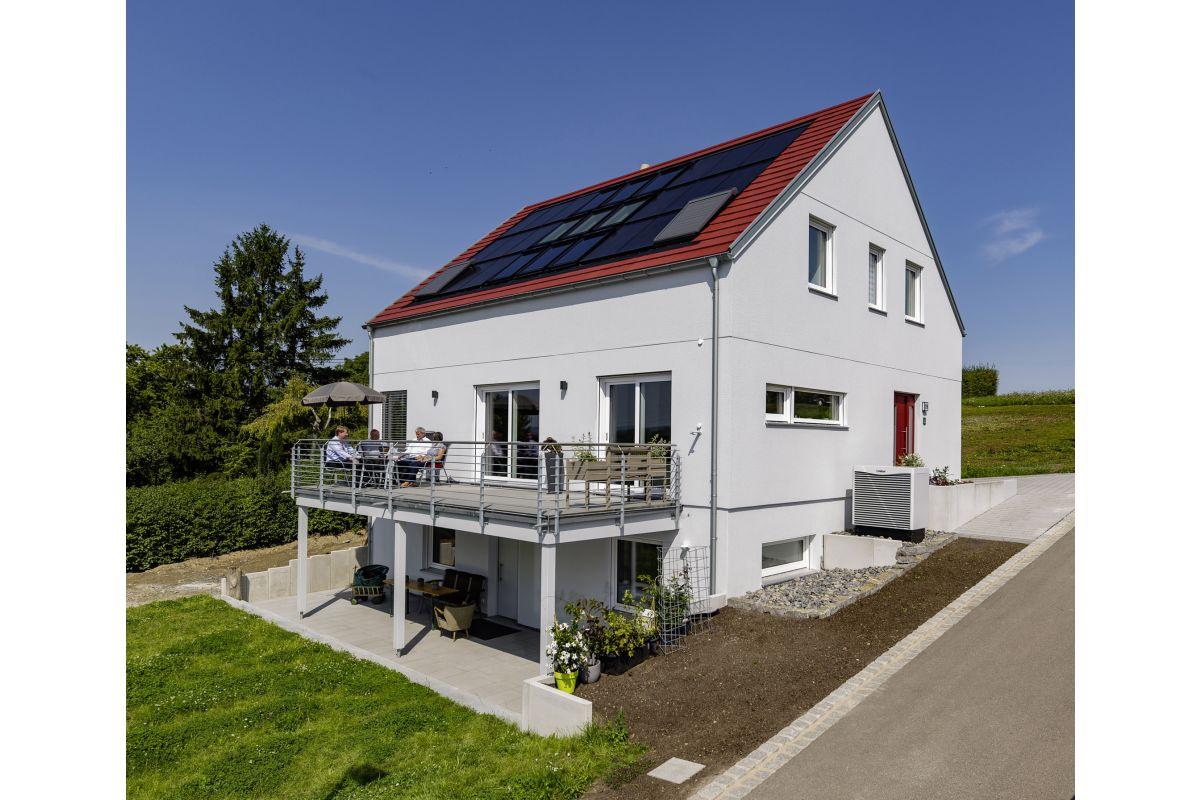 Wonderful Das Haus Der Weimpers Von Außen.
