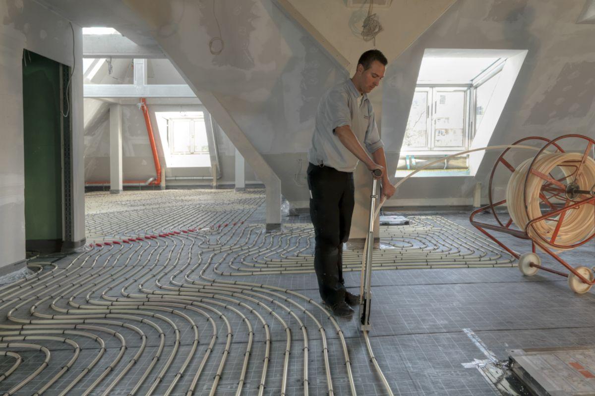 Fußboden Nord ~ Marburger hauptbahnhof mit fußbodenheizung saniert heizungsjournal