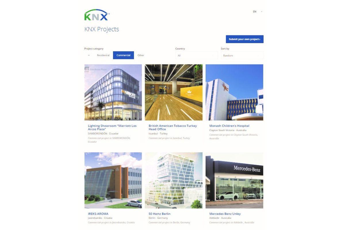 neue knx plattform f r smart home und smart building integrale planung. Black Bedroom Furniture Sets. Home Design Ideas