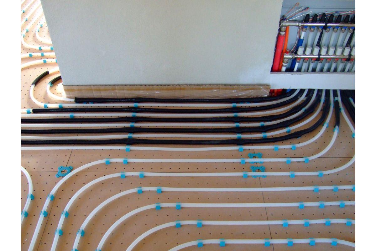 Fußboden Dämmen Fußbodenheizung ~ Dämmung bei fußbodenheizungs anbindeleitungen heizungsjournal