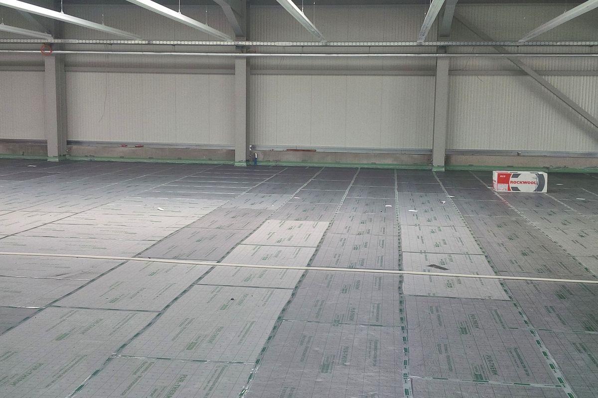 Fußboden Verlegen Dresden ~ Wärme durch fußbodenheizung und dezentrale pumpen heizungsjournal