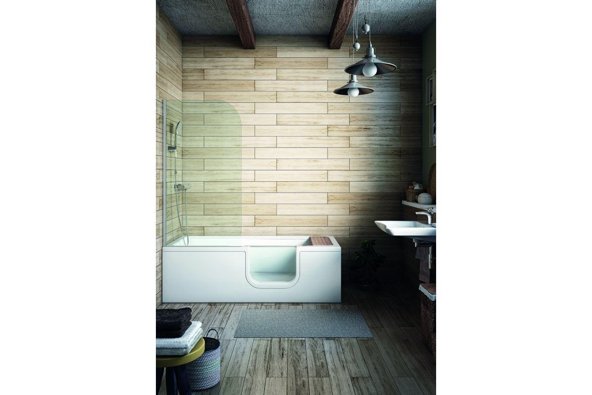 Barrierefrei goes Design - im Familienbad - SanitärJournal