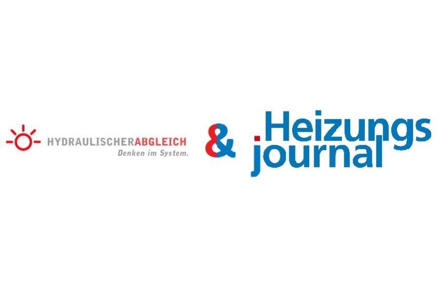 Logo der Partnerschaft von HeizungsJournal und hydraulischer-abgleich.de