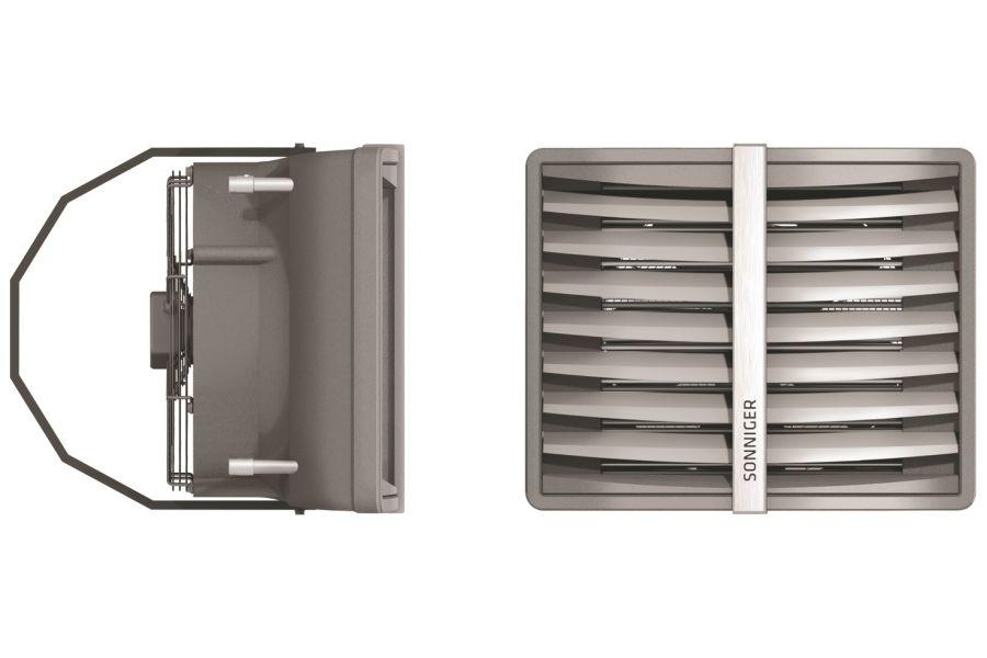 Produktfoto des Wasser-Luft-Erhitzers