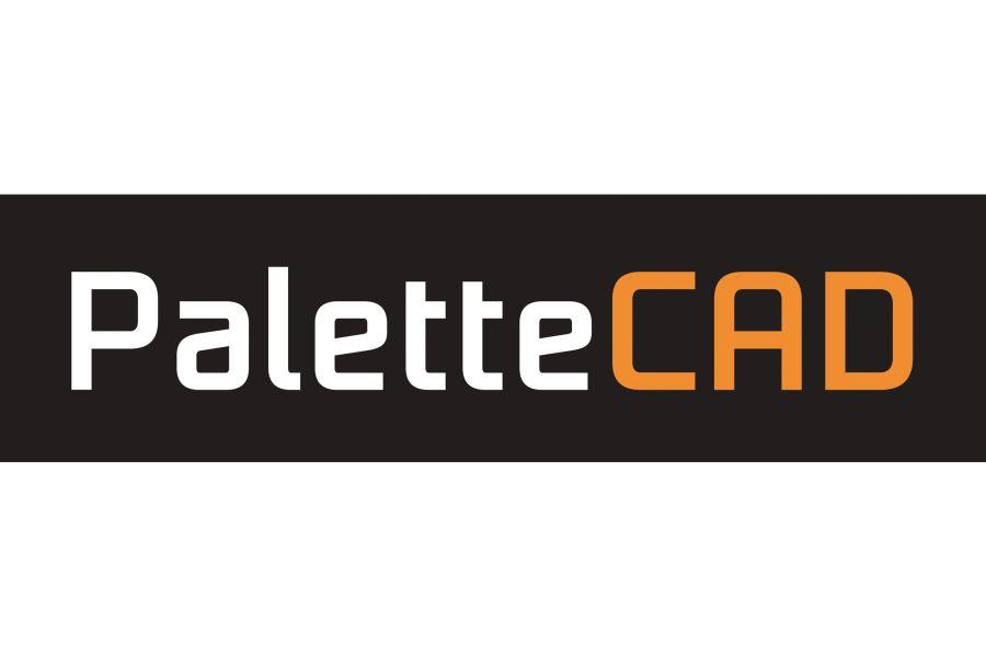 Das Palette CAD-Logo.