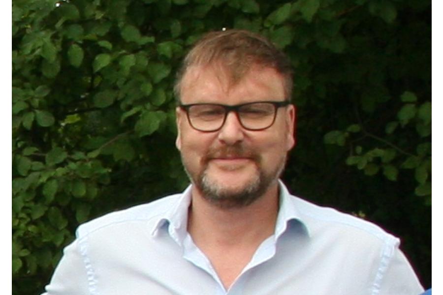 Guido Hörstmann beim Expertentreff.
