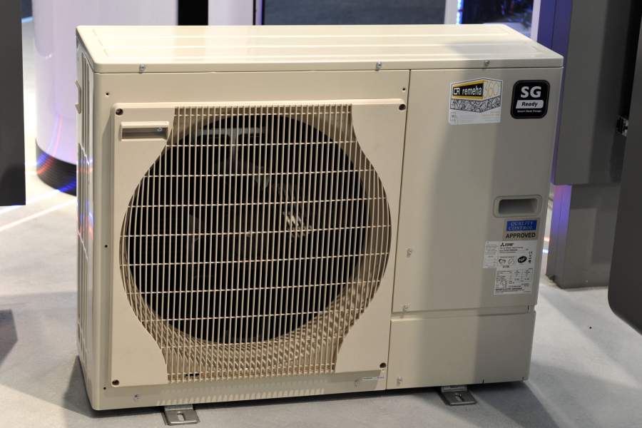 Das Wärmepumpen-Hybridsystem CalentaHP 390.