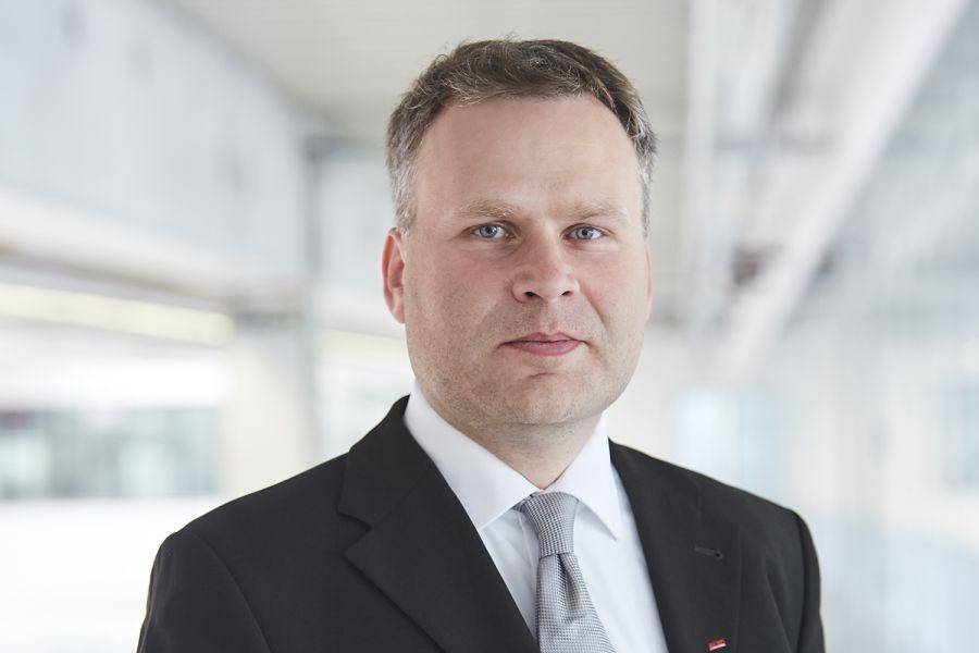Das Bild zeigt Matthias Döppe.