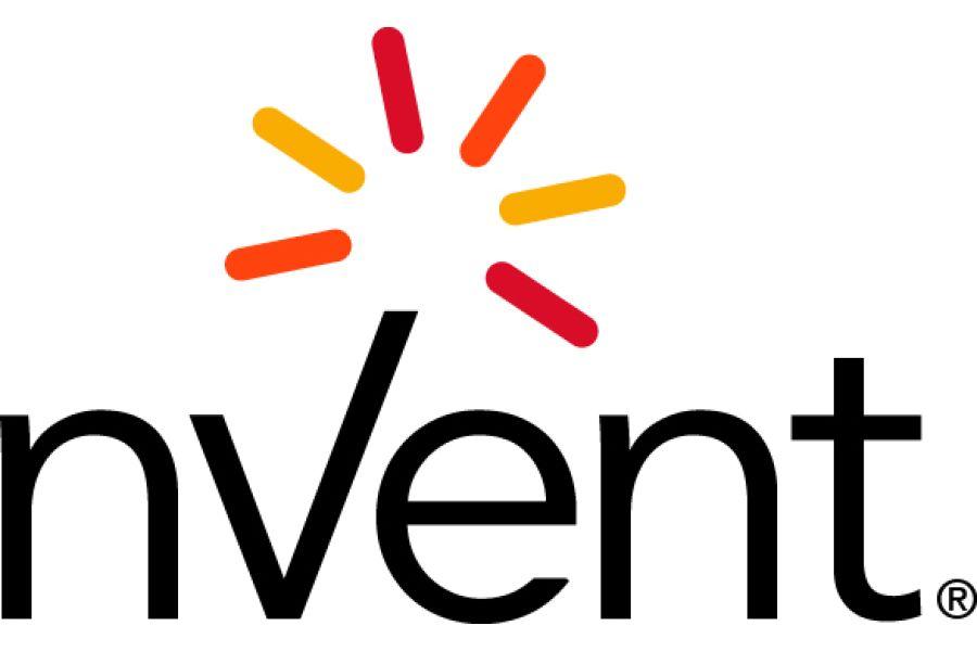 Das Bild zeigt das nVent-Logo.