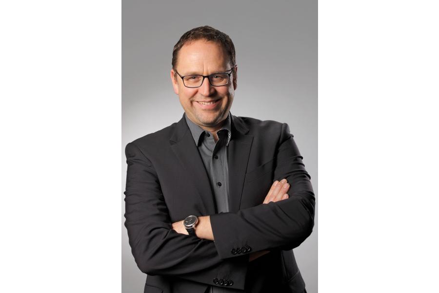 Thomas Bleul, Geschäftsführer von Spanner Re².