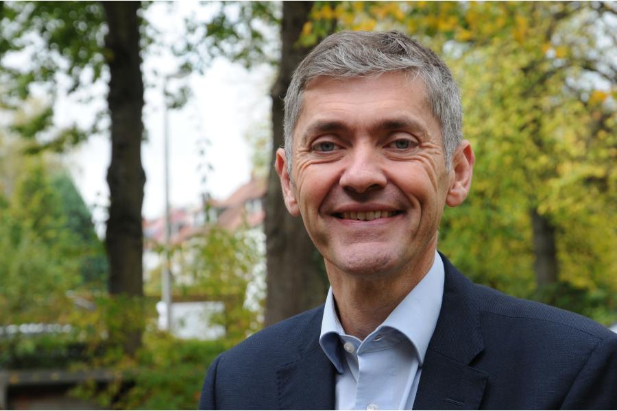 Dr. Jürgen Görres, Leiter der Abteilung Energiewirtschaft im Amt für Umweltschutz der Landeshauptstadt Stuttgart.