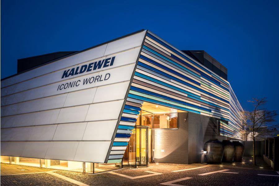 """Das Bild zeigt die neue """"Iconic World"""" von Kaldewei."""