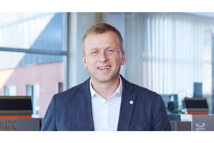 Günther Huemer, Geschäftsführer der Guntamatic Heiztechnik GmbH.
