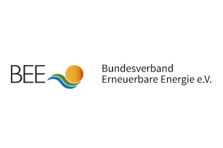 Das Logo des Bundesverband Erneuerbare Energie.