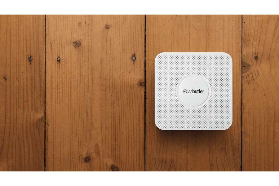 Smart-Home-Produkt von wibutler.