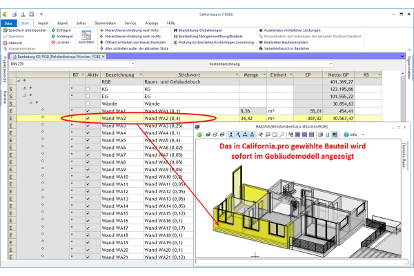 "G&W Software AG: ""BIM2AVA"" 2.0 nutzt ""private Properties"""