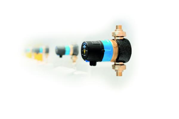 Auch Trinkwasser-Zirkulationspumpen profitieren von der neuen BAFA-Förderung