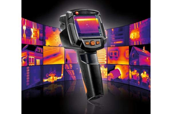 Die neuen Wärmebildkameras von Testo
